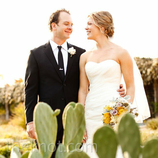 The Bride Alexis Michie, 31, an actuarial analyst The Groom Toby Russell, 32, works in property management The Date October 22  Although Alexis and To