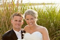 The Bride Lauren Ellis, 28, a project manager for CSC The Groom Thomas Rice, 29, a senior consultant for CGI  The Date September 24  Since they love t