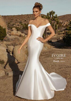 IVOIRE by KITTY CHEN KATELLA,V2113 Mermaid Wedding Dress