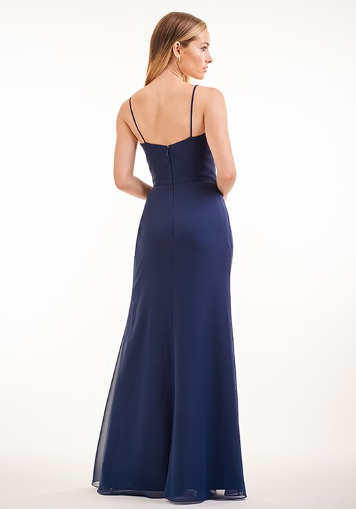JASMINE P226002 V-Neck Bridesmaid Dress