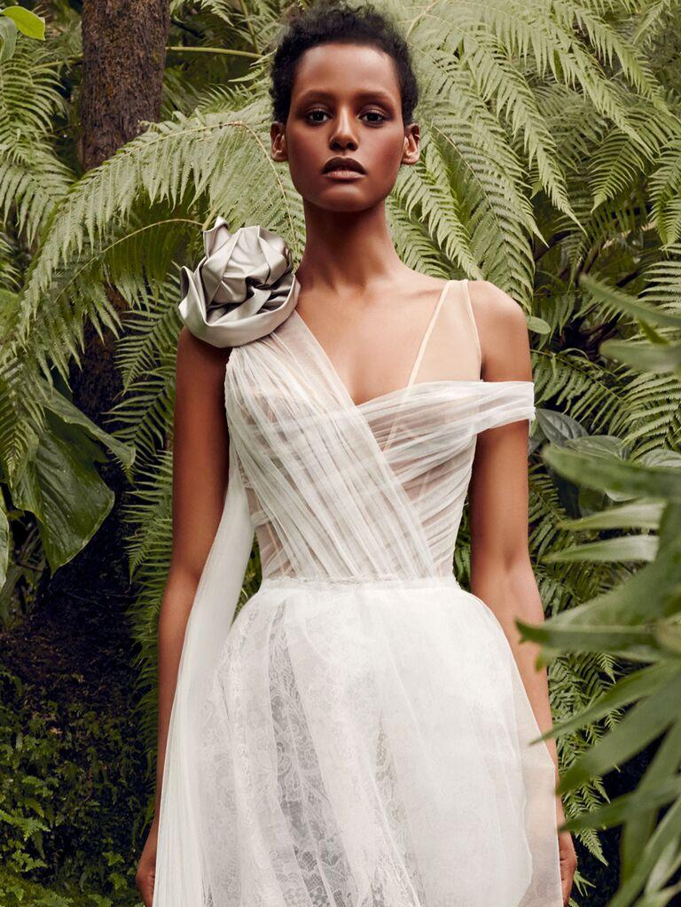 f7d69d113e Vera Wang Spring 2020 Bridal Collection