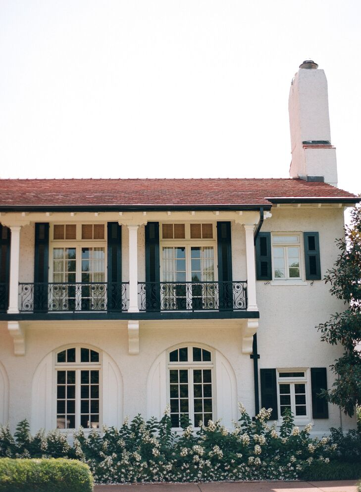 A Country Club in St. Louis Wedding Venue