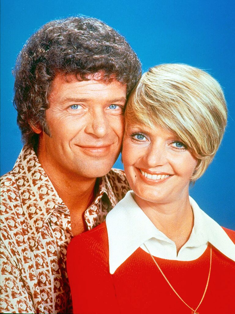 The Brady Bunch famous tv couples