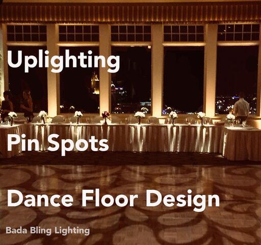 Event Lighting Rental Cincinnati