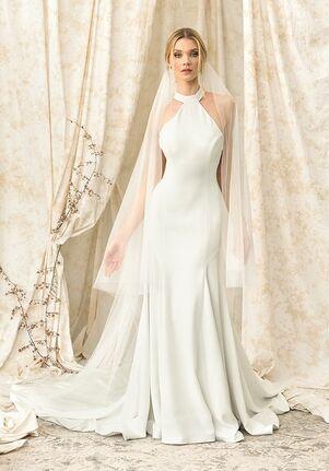 Justin Alexander Signature 9905 Mermaid Wedding Dress