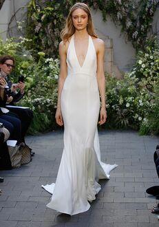 Monique Lhuillier Marlowe Sheath Wedding Dress