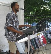 New York City, NY Steel Drum | Harper Music Production