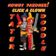 Griffin, GA Clown | Tater The Clown And Doodle The Clown