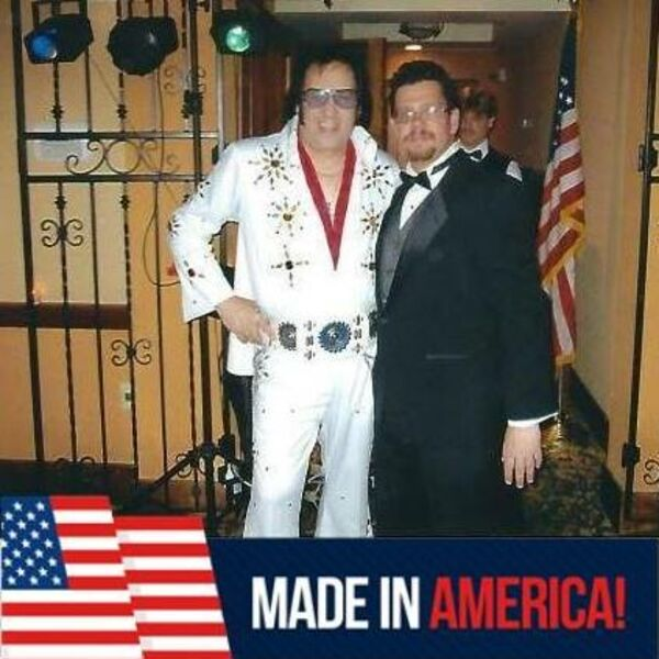 Joe 'Elvis' Borelli - Elvis Impersonator - Rock Hill, SC
