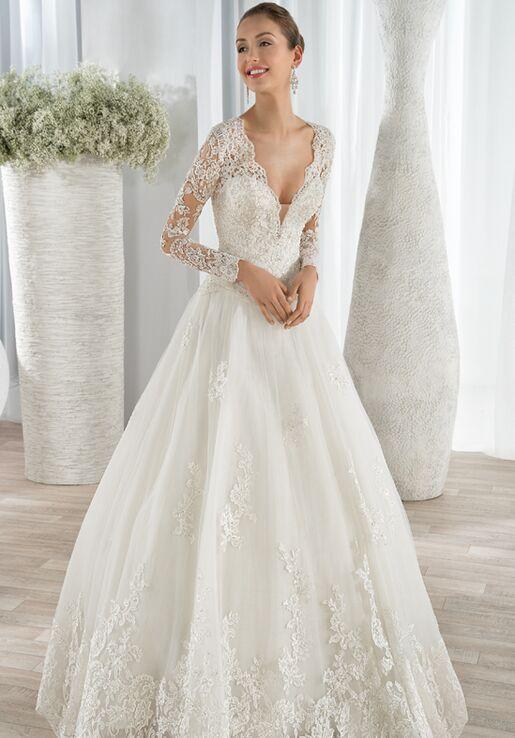Demetrios 646 Wedding Dress - The Knot