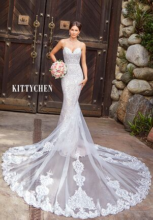KITTYCHEN JENESSA, H1961 Mermaid Wedding Dress