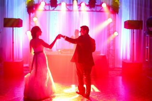 E.C.F. Entertainment DJs, Lighting & Wedding Bands
