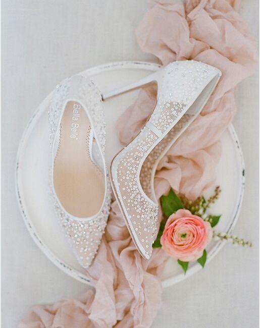 Bella Belle ELSA IVORY Ivory Shoe