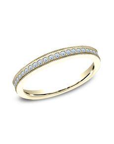 Benchmark 5425730Y White Gold Wedding Ring