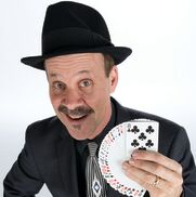 Milpitas, CA Magician | Ackerly Entertainment