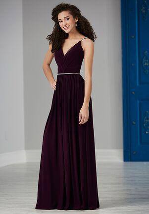 Christina Wu Celebration 22852 V-Neck Bridesmaid Dress