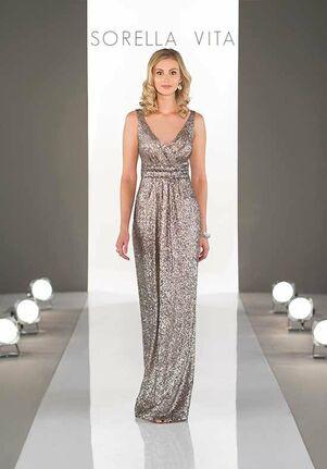 Sorella Vita 8686 V Neck Bridesmaid Dress