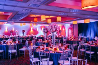 Wedding venues in springfield mo the knot doubletree by hilton hotel springfield junglespirit Images
