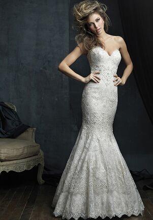 Allure Couture C385 Mermaid Wedding Dress
