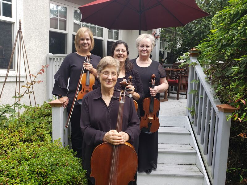 Ambrosia String Quartet - String Quartet - Gig Harbor, WA