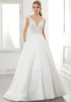Morilee by Madeline Gardner/Blu Adele Ball Gown Wedding Dress