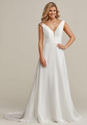 Avery Austin Odessa A-Line Wedding Dress