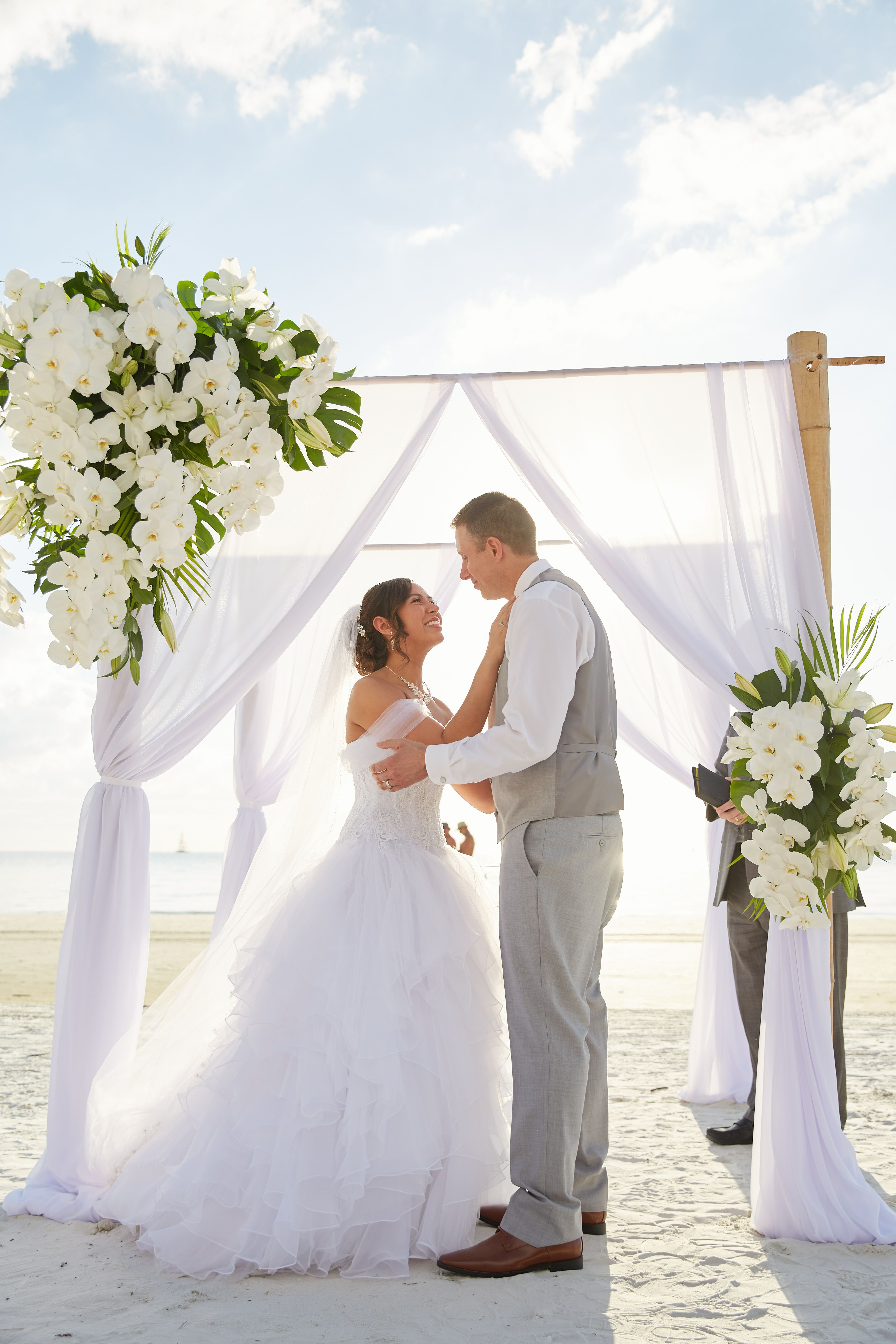 Pink Shell Beach Resort and Marina   Reception Venues   The Knot