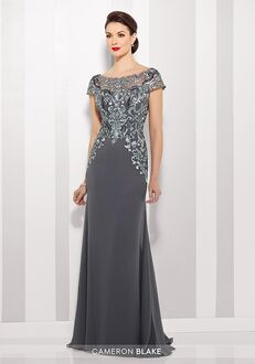 Cameron Blake 216691 Blue Mother Of The Bride Dress