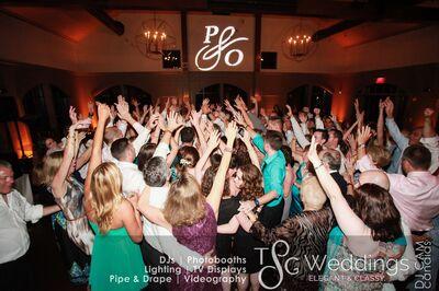 TSG Weddings - DJs, Lighting, Photobooths, Videography