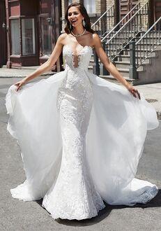 KITTYCHEN Couture ASHLEY JESSIE, K1873 Sheath Wedding Dress