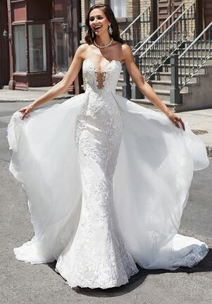 KITTYCHEN Couture ASHLEY JESSIE, K1873 Sheath Wedding Dress