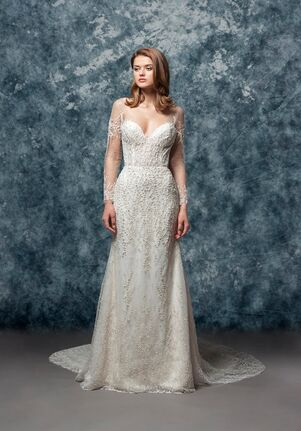 Enaura Bridal Couture EF812- Ivy Mermaid Wedding Dress