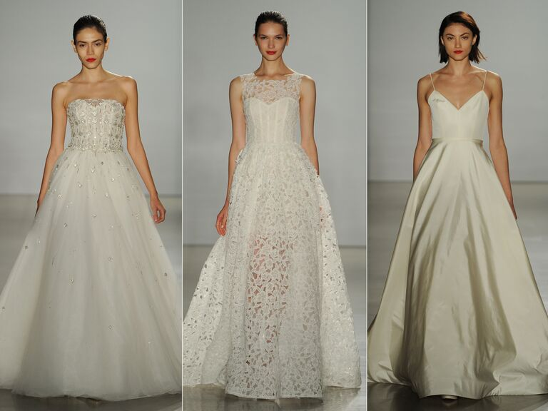 Amsale Fall 2016 Collection: Wedding Dress Photos