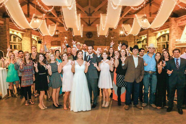 Top tier events at ttu merket frazier hance chapel for Wedding venues lubbock tx
