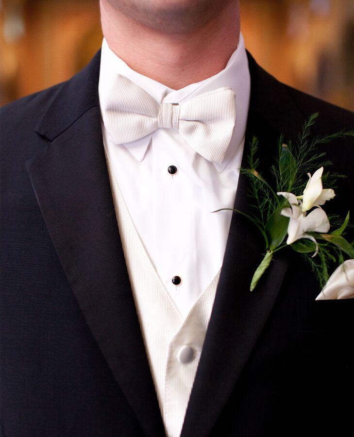 white tie tuxedo