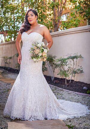 Jasmine Couture T222059N Mermaid Wedding Dress