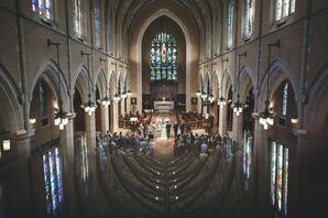 Classic Christian Church Ceremony