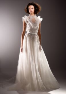 Viktor&Rolf Mariage IMMACULATE ETHEREAL TULLE GOWN A-Line Wedding Dress