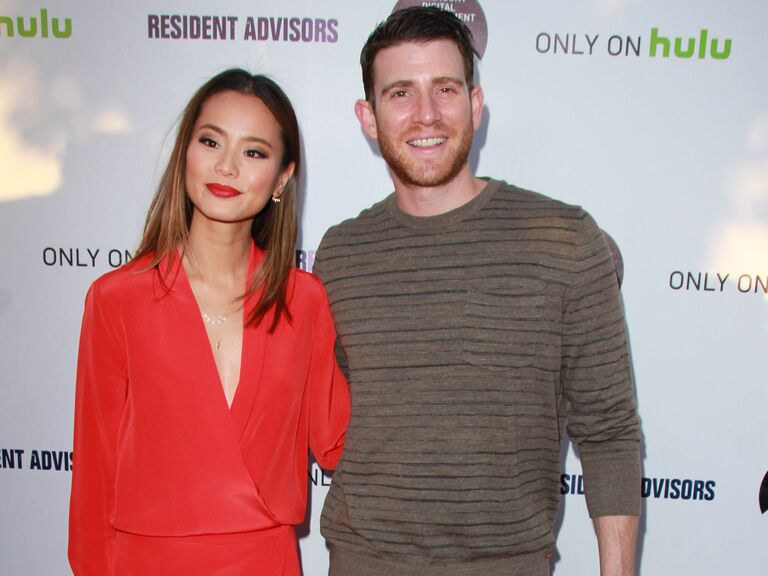 129605384c Jamie Chung and Bryan Greenberg s Halloween Wedding  All the Details