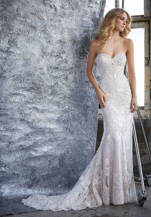 Morilee by Madeline Gardner Kourtney/ 8214 Sheath Wedding Dress
