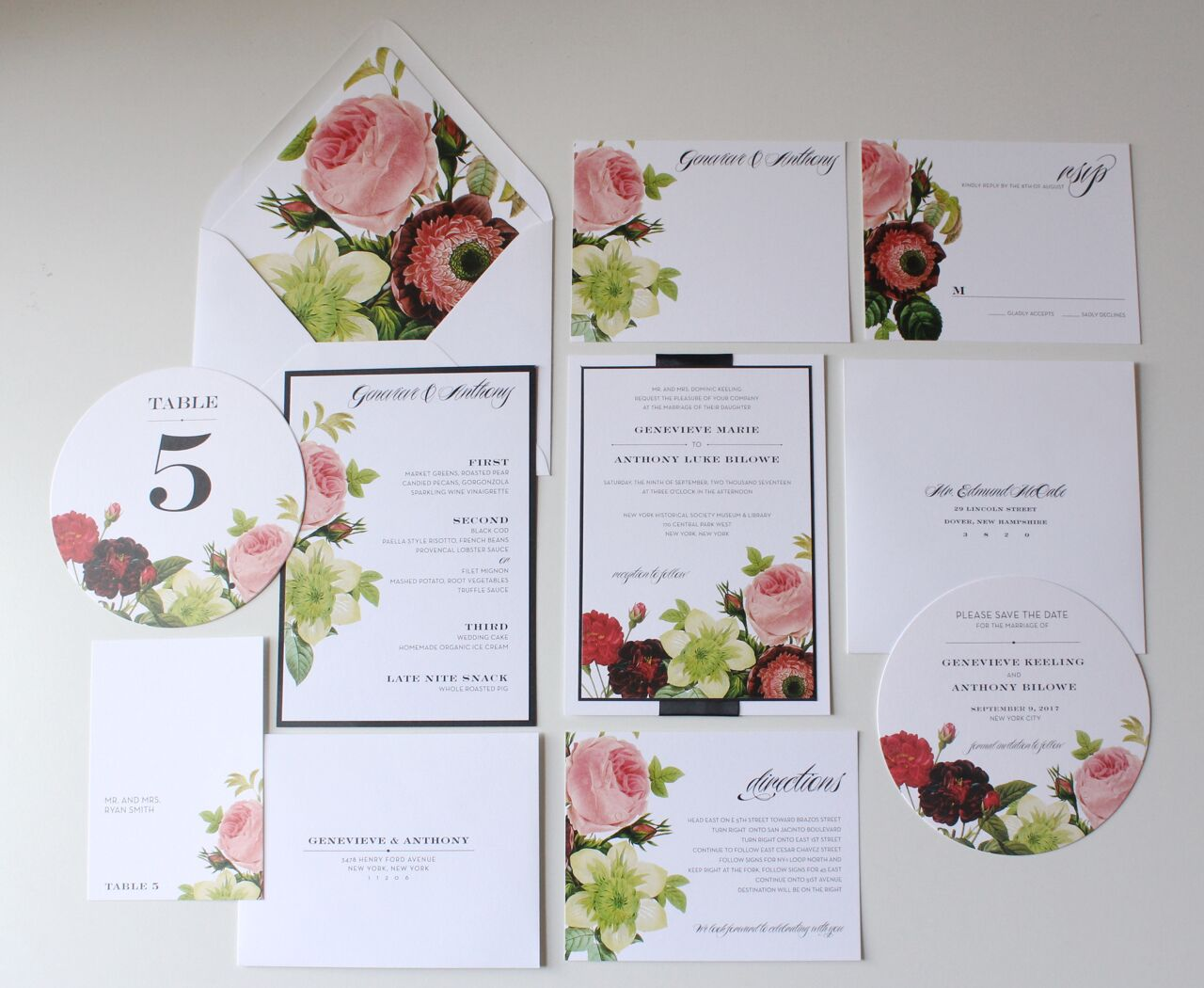 Invitations paper in philadelphia pa the knot the paperia monicamarmolfo Choice Image