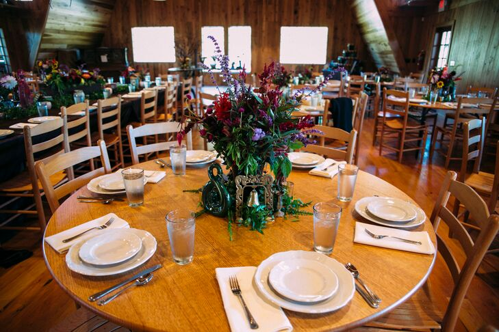 Farm-to-Table Reception Menu