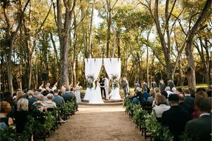 Wedding reception venues in dallas tx the knot hidden waters wedding and events venue junglespirit Images