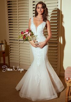 Jessica Morgan PRESTIGE, J1976 Mermaid Wedding Dress