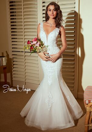 Jessica Morgan PRESTIGE, J1976 Mermaid Wedding Dress