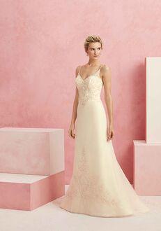 Beloved by Casablanca Bridal BL222 Rosy A-Line Wedding Dress