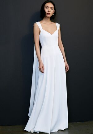 Savannah Miller INEZ Sheath Wedding Dress