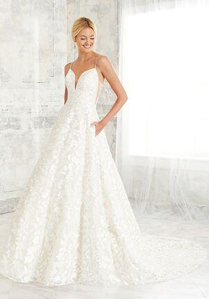 Adrianna Papell Platinum 31125 A-Line Wedding Dress