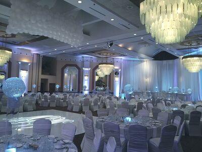 Georgios Banquets, Quality Inn Suites Hotel