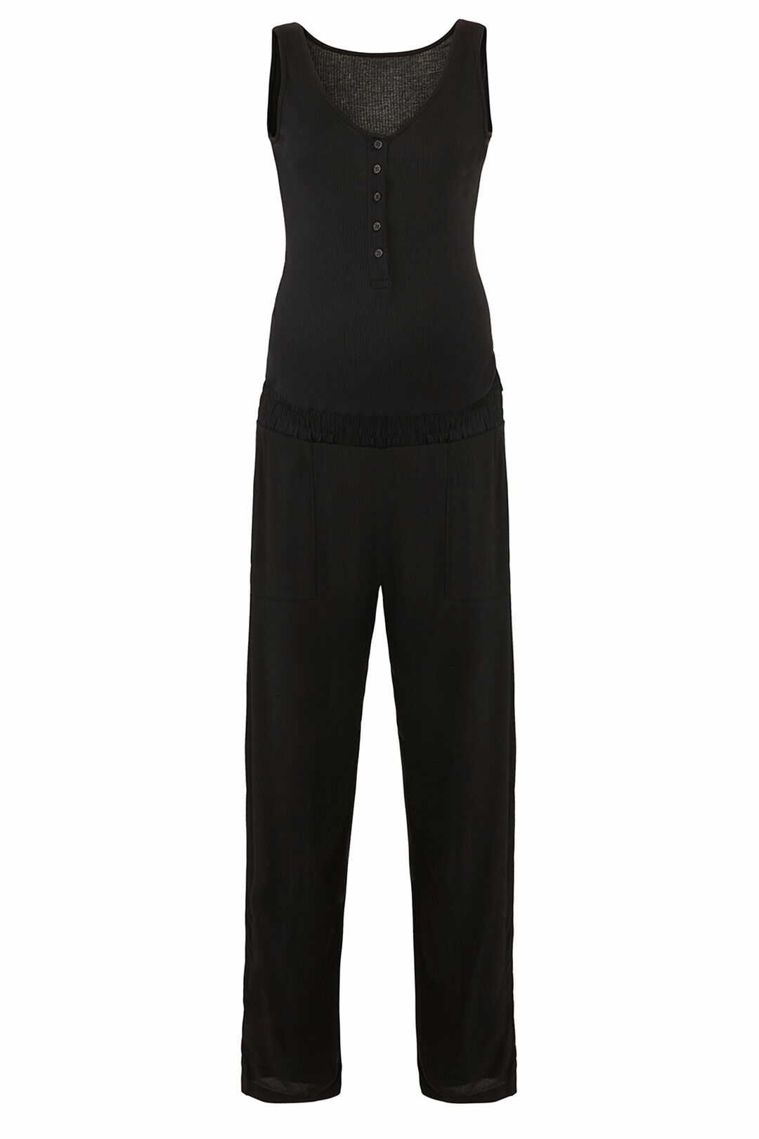 Henly Maternity Jumpsuit